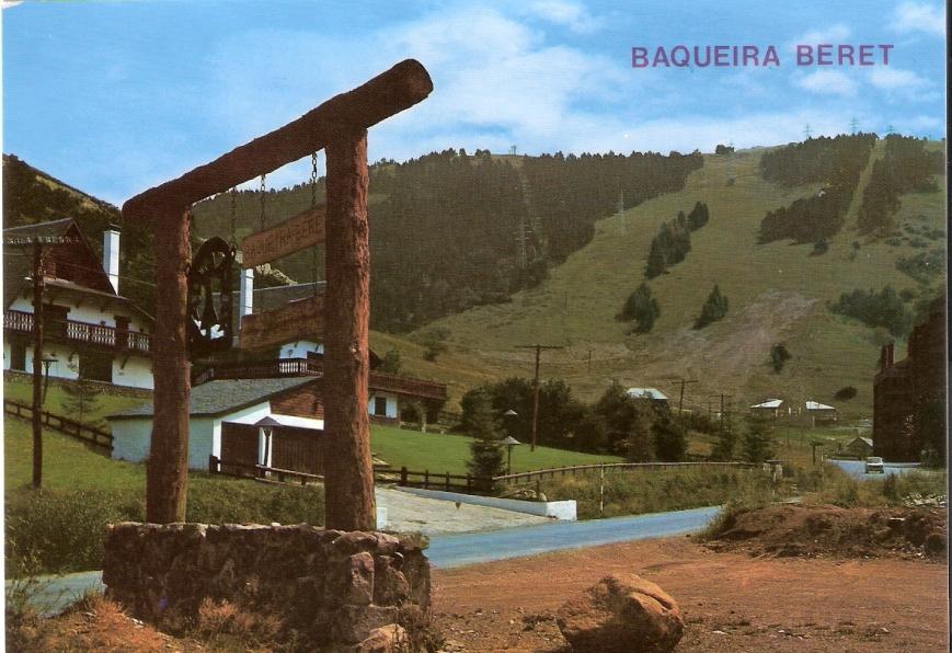 Parking Baqueira