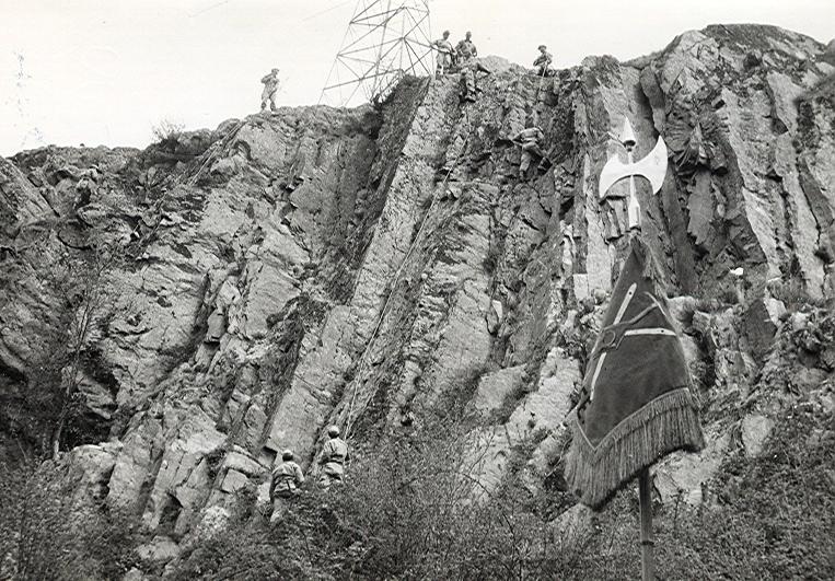 Escalada en Vilach
