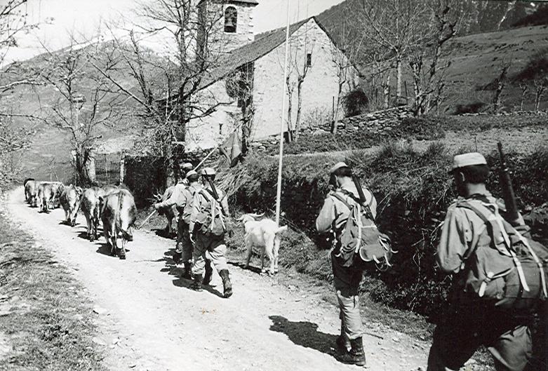Camino de Vilach...