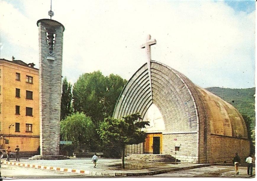 Pont de Suert. Iglesia