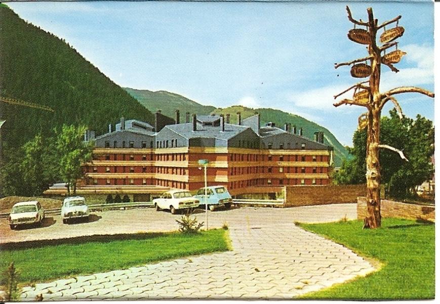 Valle de Aran. Hotel Montarto