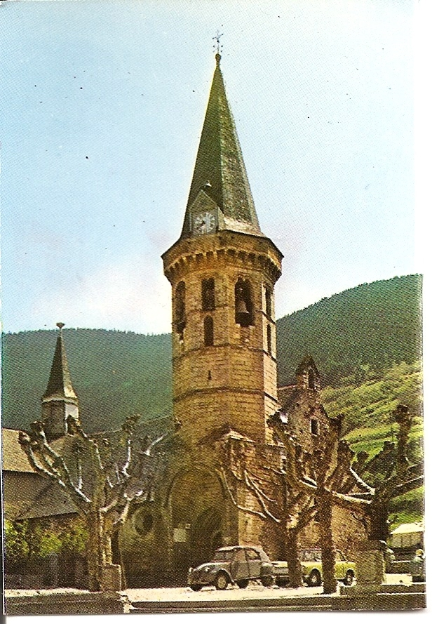 Iglesia Romanica. Siglos XII y XIV