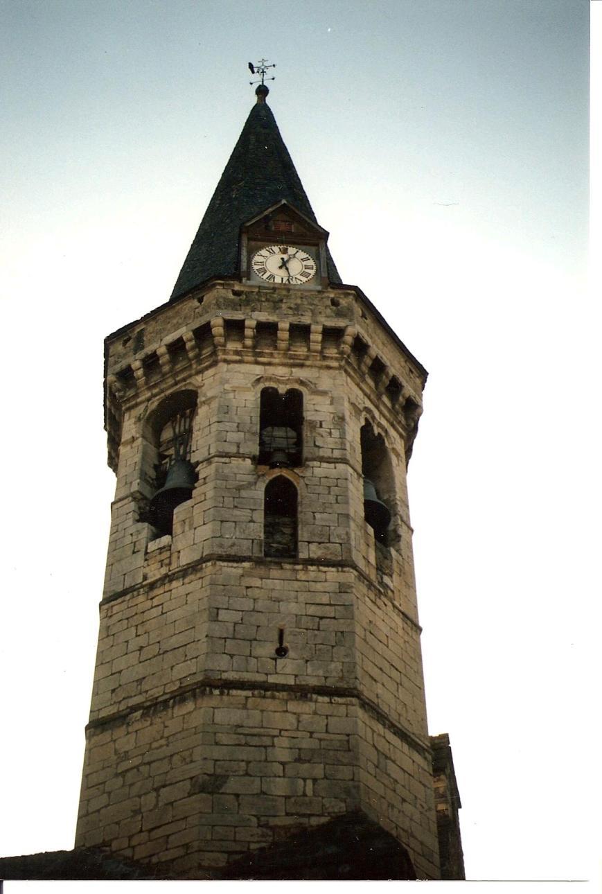 Iglesia de Viella.