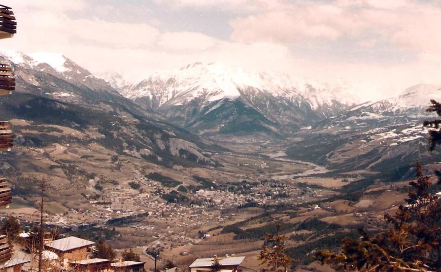 Los Alpes franceses. Barcelonnette