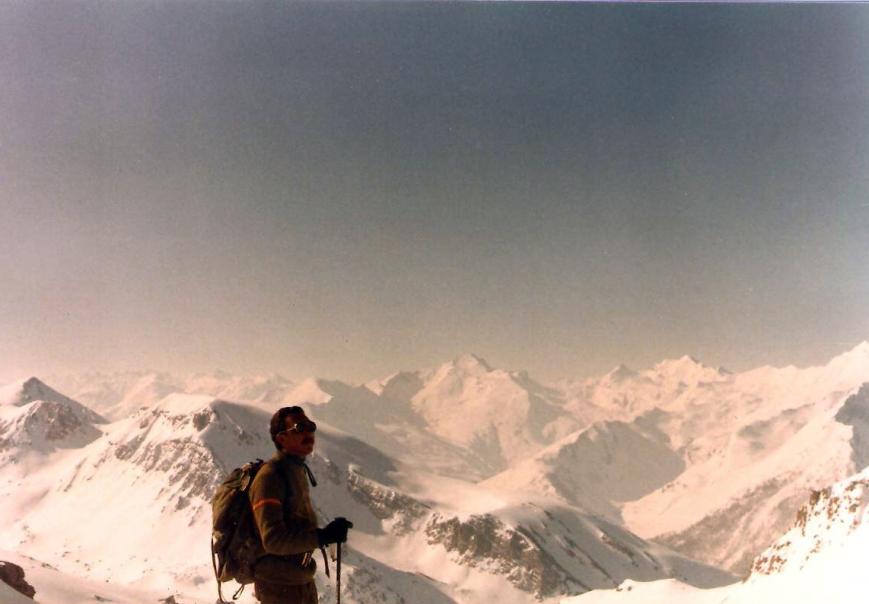 ¡ Los Alpes tambien son bellos.........!