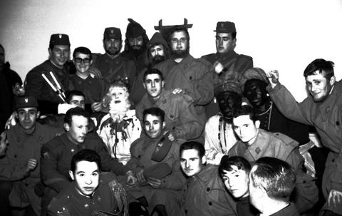 1965. Cabalgata de los Reyes Magos