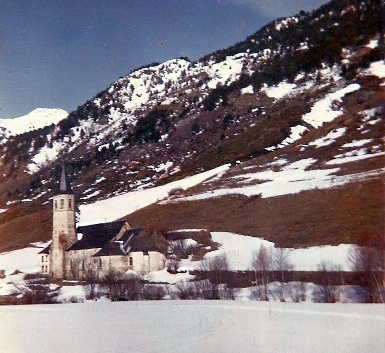 El santuario de Montgarri