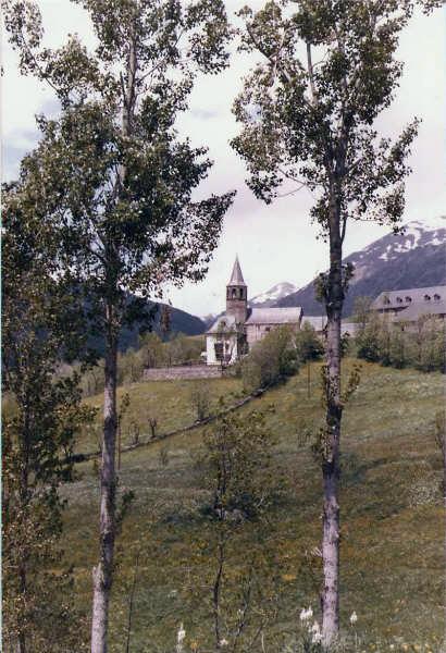Iglesia de Bagergue.