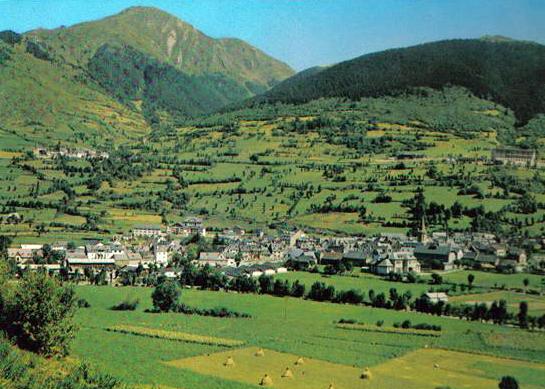 1982-83 Viella en primavera-verano.