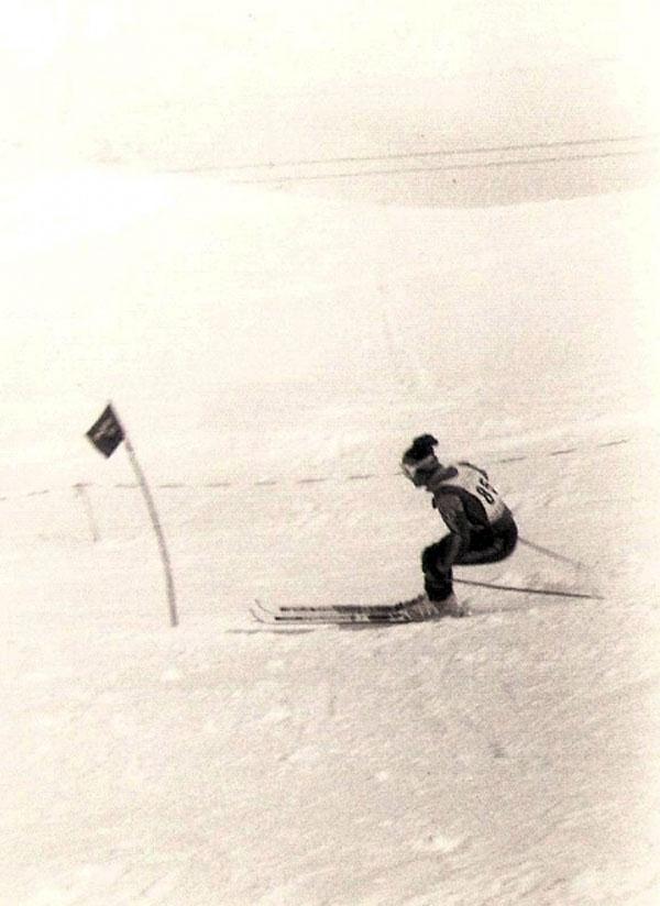 Campeonato de esquí en  Baqueira Beret
