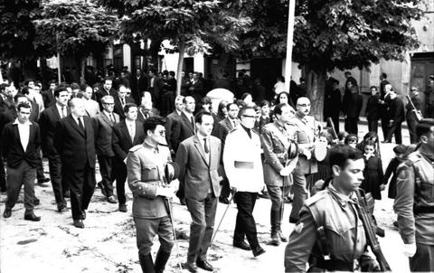 1965 Semana Santa en Viella
