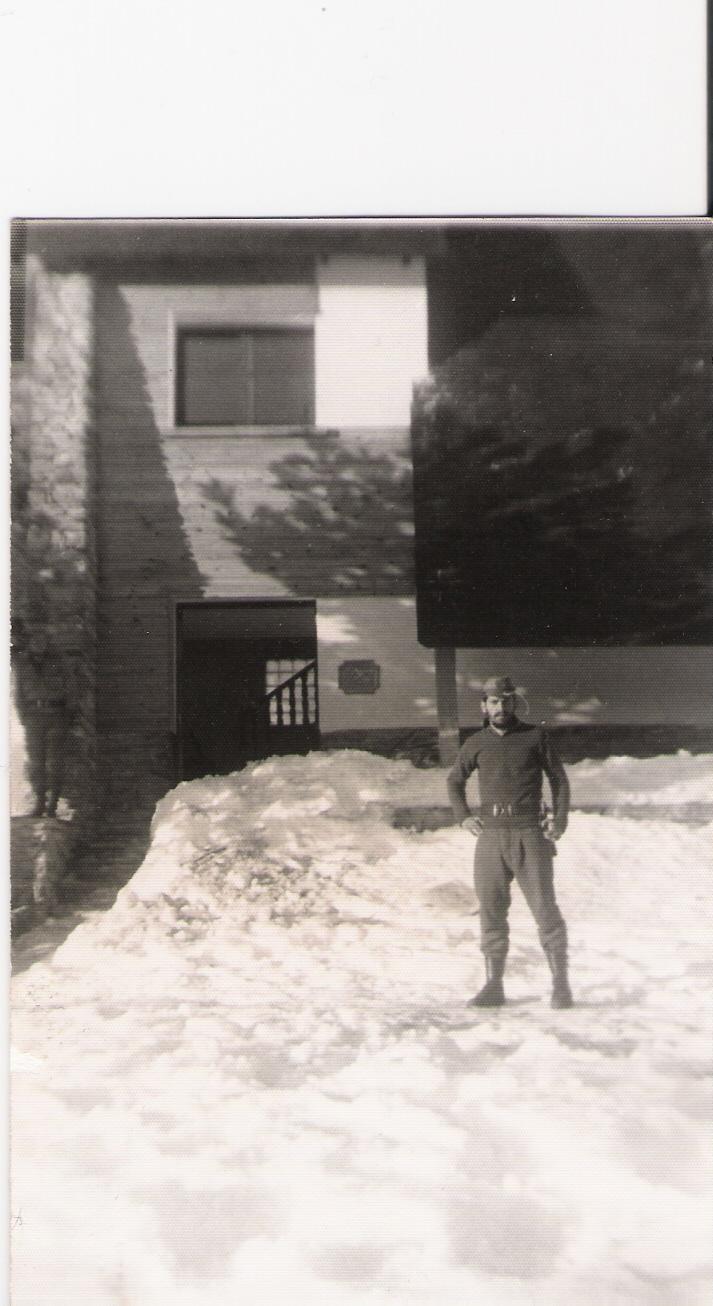 Pla de Piusa, refugio de montaña 5 de marzo de 1976
