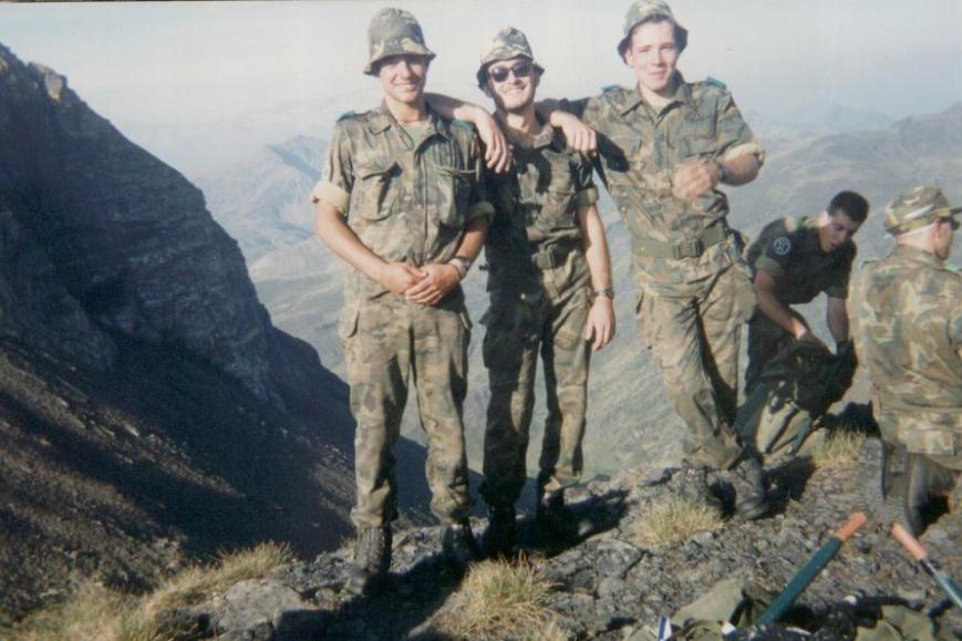 Coll de Mauberme. 18/08/1993