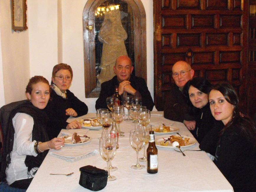 Familias Gervilla y Del Campo