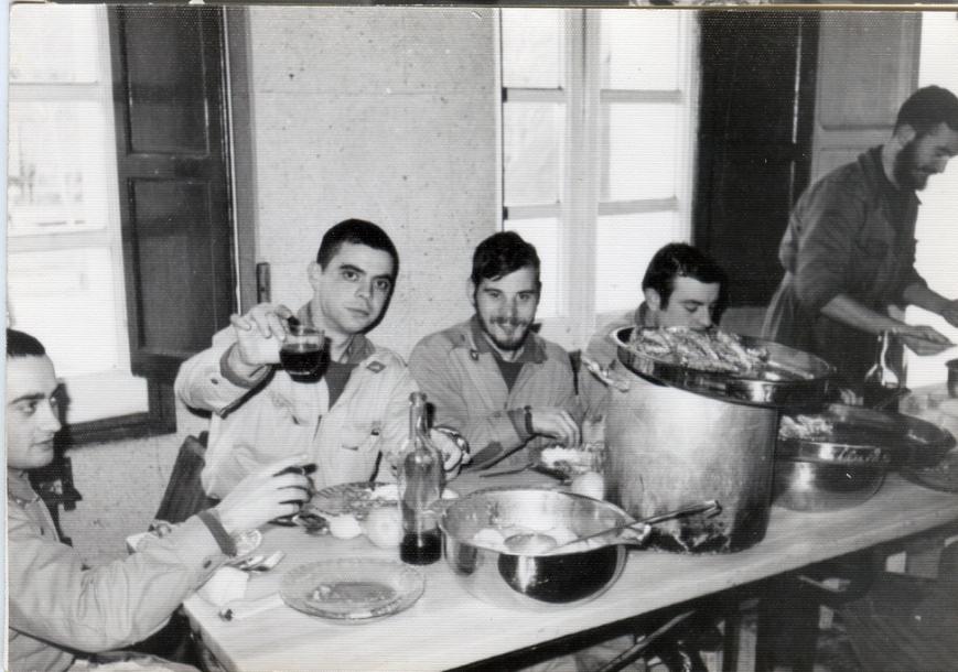 personal de cocina i cantina