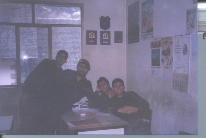 Limacher, Niubó, Grau y Garcia Almansa.
