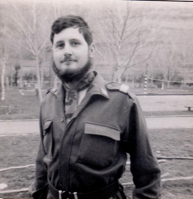 Sargento de reemplazo Valverdú