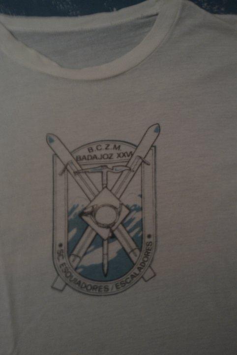 Camiseta de nuestra seccion.