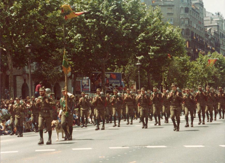 Barcelona... 31 de Mayo de 1981