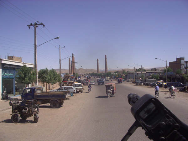 Suburbios de Herat