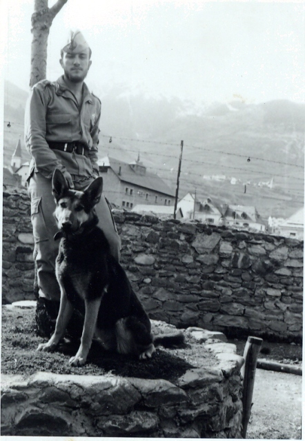 Durante toda mi estancia en Viella, disfruté mucho con los perros del Cuartel. Los de 4 patas, eh.