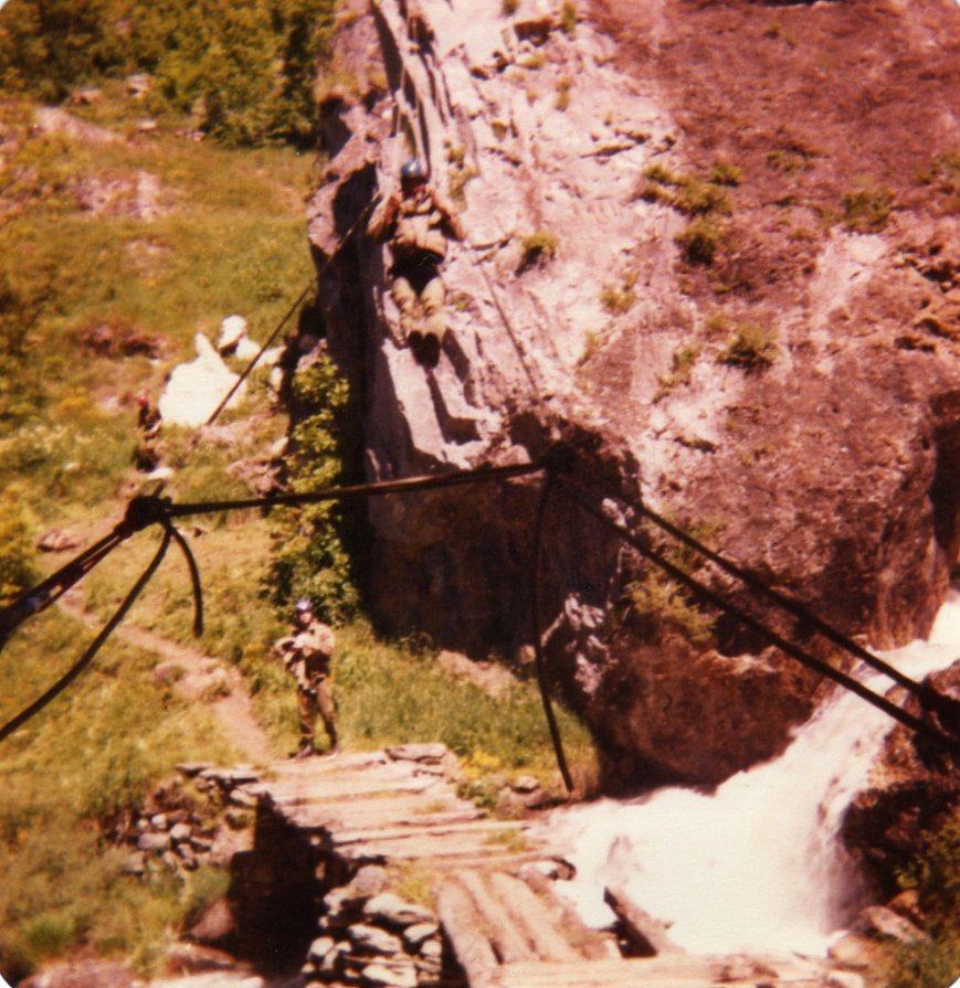 Bagerge, Junio de 1982