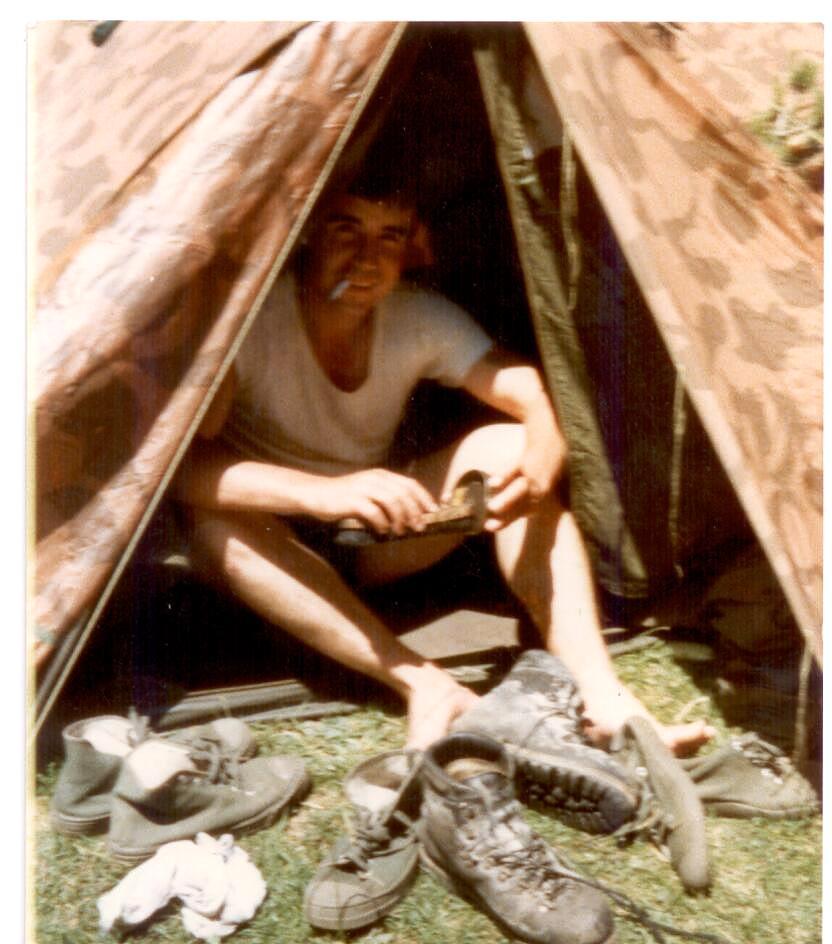 Operación betún, verano del 84.