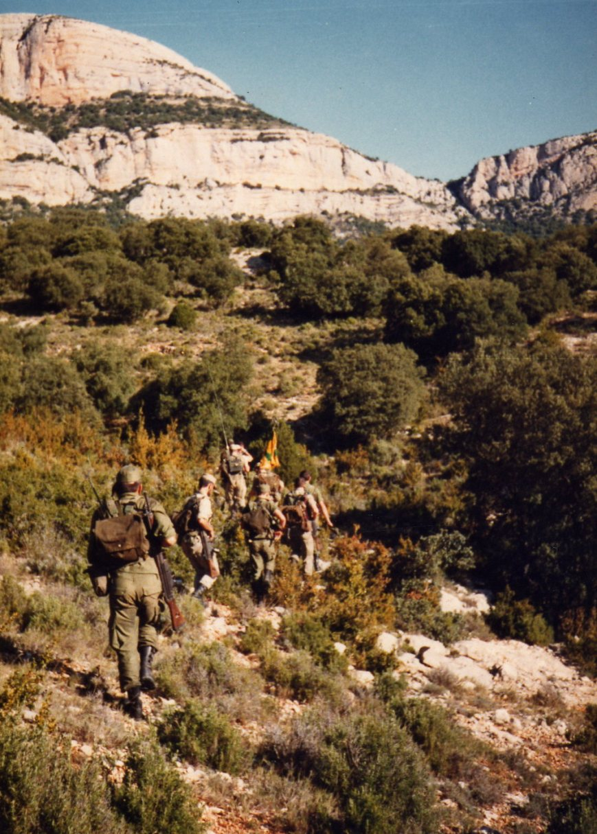 Noviembre de 1981. Operación Boixols