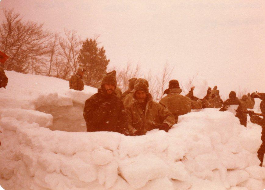 Marzo de 1982, Piusa
