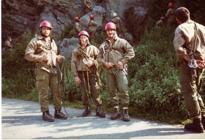 Junio de 1982, Vilach