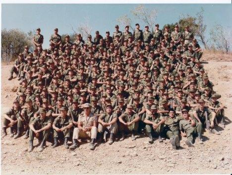 CIR 9 3ª Compañía.Yo por el centro izquierda